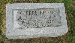 C Earl Allen