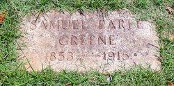 Judge Samuel Earle Greene