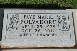 Faye Marie <I>Gregory</I> Polvadore