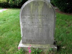 "Frederick Moon ""Fred"" Brodhead"