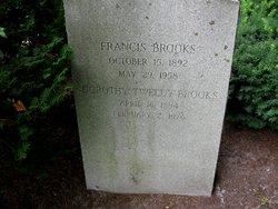 Dorothy <I>Tweedy</I> Brooks