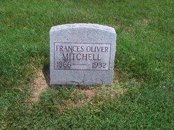 """Frances """"Frankie"""" <I>Oliver</I> Mitchell"""