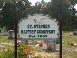 Saint Stephen Baptist Cemetery