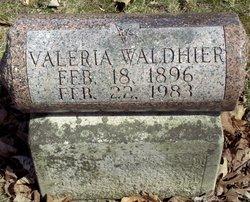 Valeria Waldhier