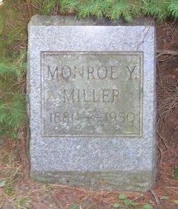 Monroe Y. Miller