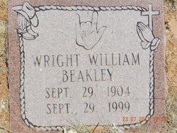 Wright William Beakley