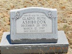Gladys Ruth Ashbrook