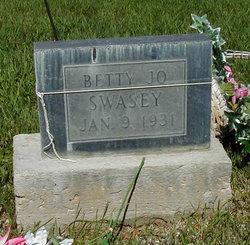 Betty Jo Swasey