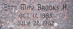 Etta May <I>Brooks</I> Diamond
