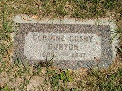 Corinne Baker <I>Cosby</I> Dunyon