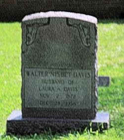 Walter Nisbet Davis