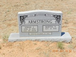 Vernie Armstrong