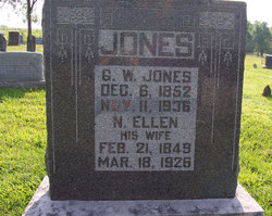 "George Washington ""Sackey"" Jones"