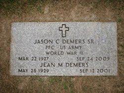 Jean M <I>Rice</I> Demers