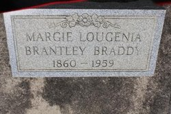 Margie Lougenia <I>Brantley</I> Braddy