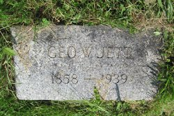 George W Jett