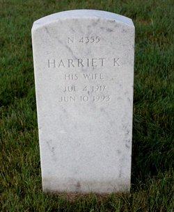 Harriet K <I>Semple</I> Cunningham