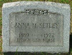 Anna Mary Setley