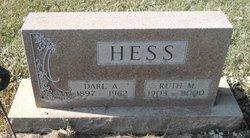 Ruth Murray Hess