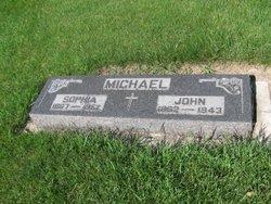 Sophia <I>Beckman</I> Michael