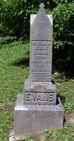 William Leslie Evans