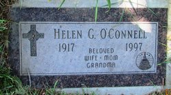 Helen Margaret <I>Galvin</I> O'Connell