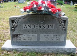 Grace E. <I>Connerly</I> Anderson