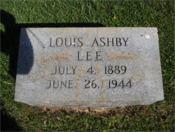 Louis Ashby Lee