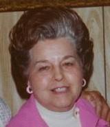 Evelyn <I>Burgess</I> Wray