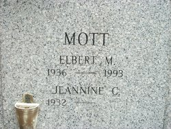 Elbert Marvin Mott