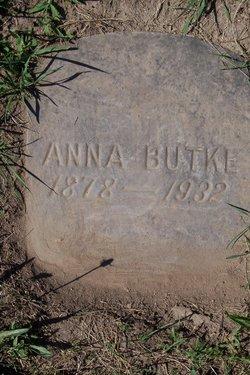 Anna Maria <I>Mayer</I> Butke