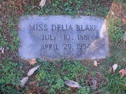 Delia Blake