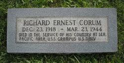 Richard Ernest Corum