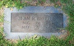 Jean R. Britton