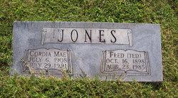 Cordia Mae Jones