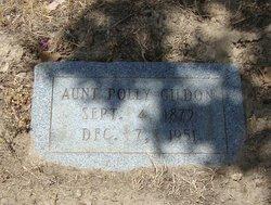 """Mary Ann """"Polly"""" Gildon"""