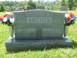 Agnes L. <I>Drake</I> Archer