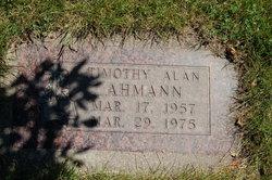 Timothy Alan Ahmann