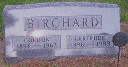 Gertrude Margaret <I>Michels</I> Birchard