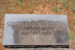 Chlora <I>Mason</I> Snodgrass