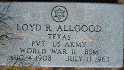 Loyd Richard Allgood