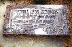 Merril Leon Simmons