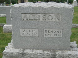 Benoni Allison
