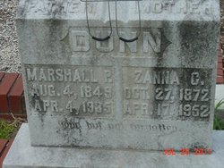 "Marshall Pitman Ackerberry ""Uncle Mark"" Dunn"