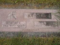 Robert Leroy Baehler