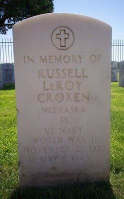 Russell LeRoy Croxen