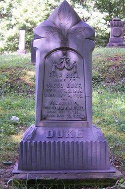 Ella Belle <I>Van Camp</I> Duke