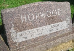 Marguerite L. Hopwood