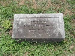 Emma Pearl <I>Smith</I> Barto