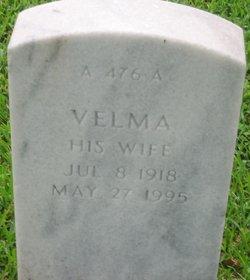 Sgt Velma Fawley